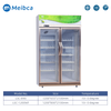 Commercial Big Capacity Glass Display Upright Cooler